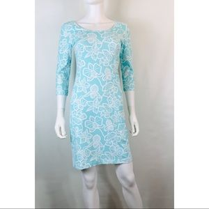 Persifor Island Green Kilpatrick Orchids Dress